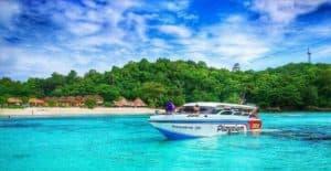 Koh Lipe speedboat